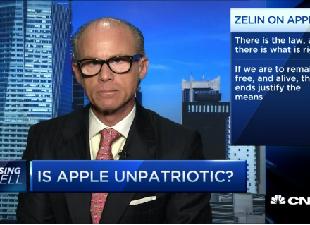 Randy Zelin CNBC
